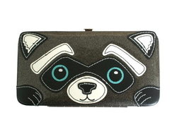 Кошелек Енот Freaks And Friends Raccoon Diner Glitter Wallet