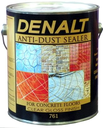 761 ANTI-DUST SEALER GLOSS, 3.78л.