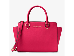 Michael Kors Selma medium розовая