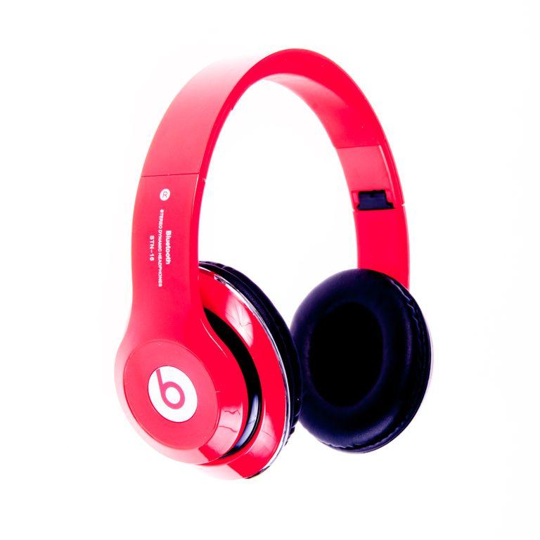 Беспроводные наушники Bluetooth Beats STN-16 красный 86feae7f9d84c