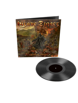 Grave Digger - Fields of blood LP