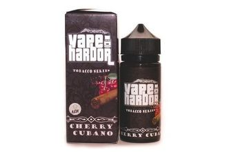 Vape harbor Cherry Cubano 100мл 3мг