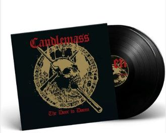 Candlemass - The Door To Doom 2-LP
