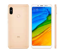 Xiaomi Redmi Note 5 6gb+64gb Gold