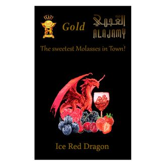 Al Ajamy Gold  Ice red dragon  50г