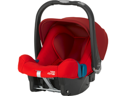 BRITAX ROEMER Baby Safe plus SHR II FLAME RED