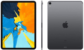 "Планшет Apple iPad Pro 11"" 64Gb Wi-Fi Space Gray"