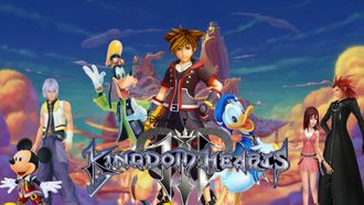Kingdom Hearts III Sony Playstation 4 (PS4) (англ)