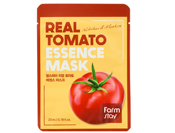 Тканевая маска с экстрактом томата FarmStay Real Tomato Essence Mask