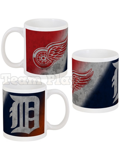 Кружка Detroit Red Wings