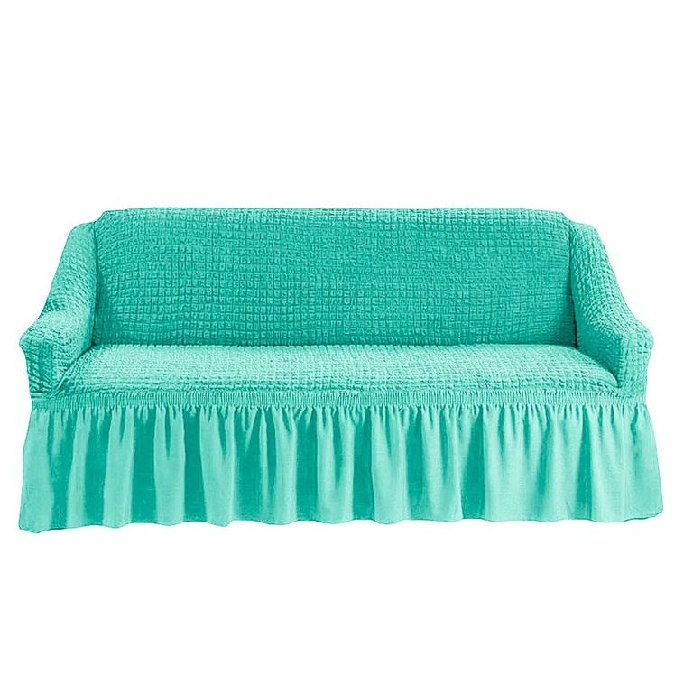 Чехол на диван, Мятный 218