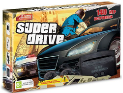 Sega Super Drive GTA V 140-in-1