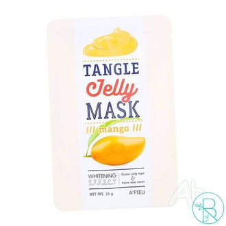 Маска тканевая A'pieu Tangle Jelly Mask Mango с экстрактом манго