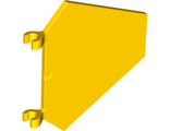 Flag 5 x 6 Hexagonal, Yellow (x1435 / 4257525 / 6090815 / 6331731)