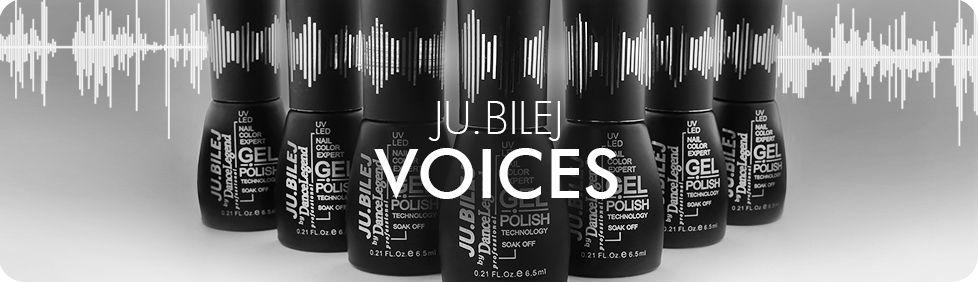 Гель лаки Юлии Билей Voices