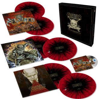 KREATOR - London apocalypticon 6-LP+BLU-RAY BOX SET