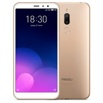Meizu m6T 2/16gb gold EU