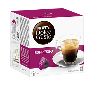 капсулы nescafe dolce gusto espresso
