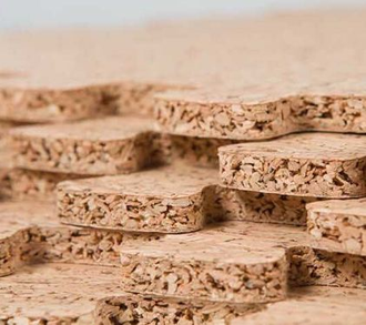 Пробковый коврик Xiaomi  bendable natural cork mat