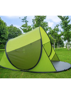Палатка тент Xiaomi Early Wind outdoor beach park tent салатовая