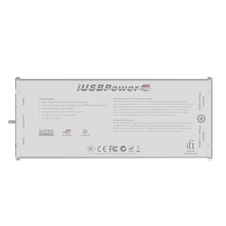 IFI Micro iUSB Power в soundwavestore-company.ru
