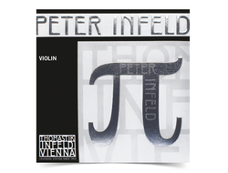 Thomastik Peter Infeld violin SET, E platinum