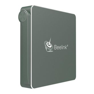Beelink AP34. 4 Гб / 64 Гб. Windows 10 мини компьютер. Intel Apollo Lake N3450. HDMI, WiFi, Bluetooth, LAN и др.