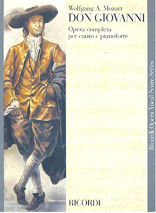 Mozart. Don Giovanni Klavierauszug (it) broschiert