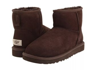 Угги Ugg Australia Classic Mini Brown арт: ua-Mini-003 (36-45)
