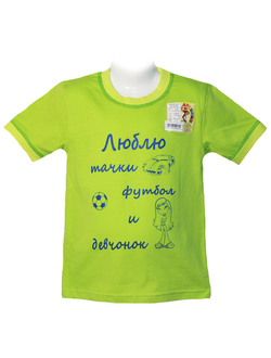 Футболка для мальчика (Артикул 2142-492)
