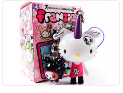 Токидоки и Хелло Китти / Tokidoki x Hello Kitty Frenzies PUNK & CACTUS PUP