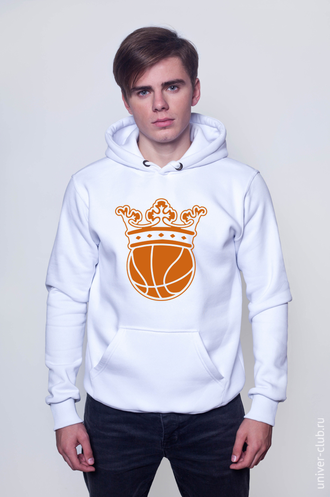 Толстовка Basketball King