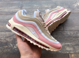 Кроссовки Nike Air Max 97 Pink/Gray