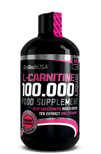 L-Carnitine 100 000mg BioTech 500ml