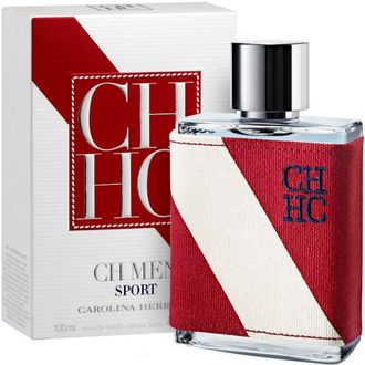 МУЖСКИЕ CAROLINA HERRERA CH MEN SPORT