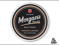 Паста Morgan's Matt Paste Средняя фиксация, матовый эффект, 75 мл