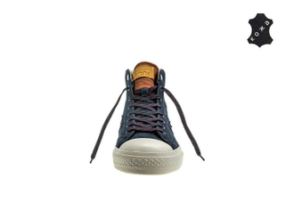 Кожаные кеды Converse Star Player Suede 153955 синие