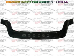 Ford Mondeo IV+ 2010-2014 дефлектор капота