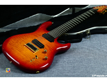 Kiesel \ Carvin DC727 USA Custom Shop Deep Sun 7 strings