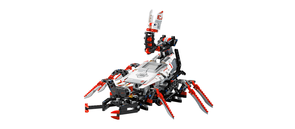Электронный конструктор лего