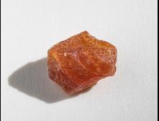 Сапфир папараджа, Гвинея (9*7*5 мм, 0,6 г) №20108