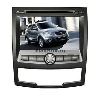 Штатная магнитола FlaxBox series ФК-30009 SSANGYONG ACTYON (2011-2013) (Android 7.1)