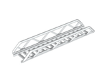 Ladder 16 x 3.5 with Side Supports, White (11299 / 6018585)