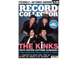 RECORD COLLECTOR Magazine № 446 November 2015 The Kinks Cover ИНОСТРАННЫЕ МУЗЫКАЛЬНЫЕ ЖУРНАЛЫ