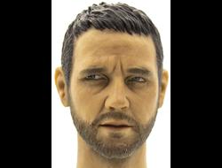 Голова (скульпт) с шеей 1/6 - А-018