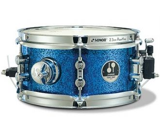 Sonor F37 1405 SDW Blue Sparkle