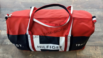 Сумка спортивная Tommy Hilfiger Red/White