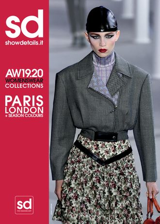 SHOWDETAILS Magazine Paris-London Women Collections Autumn-Winter 2020, Intpressshop