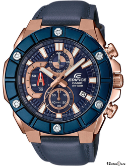 Часы Casio Edifice EFR-569BL-2AVUEF