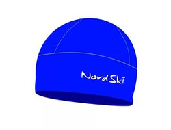 Шапка NordSki Active Blue